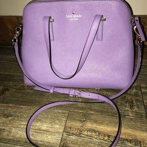 Kate Spade Purple/Lavender Maise Bag